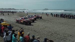 Dakar 2018 - Stage 4 - Mobil