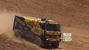 Dakar 2018 - 5. Etap - Kamyon/ATV