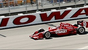 2008 Indy 250 en Iowa speedway
