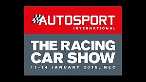 Cuma - Autosport International 2018