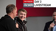 Day 2 Livestream - Autosport International 2018