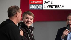 Day 2 Livestream - Autosport International 2018
