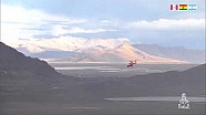 Landscape of the day - Stage 7 (La Paz / Uyuni) - Dakar 2018