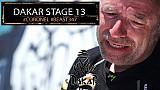 Samenvatting Tim en Tom Coronel in 13e etappe Dakar Rally