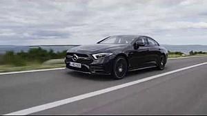 Mercedes-AMG CLS 53 2019 року в дії