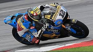Tom Lüthi - piloto de MotoGP