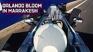 Orlando Bloom se crashe en Formule E!