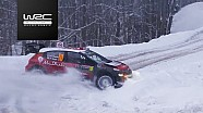 Hoogtepunten Rally van Monte Carlo