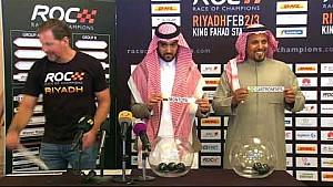 ROC Riyadh - El sorteo