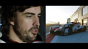 Fernando Alonso joins Toyota Motorsport