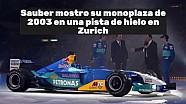 Los más extraños lanzamientos de autos de F1