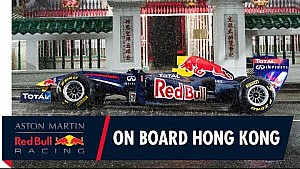 Caméra embarquée avec Jaime Alguersuari à Hong Kong