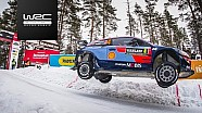 Rallye de Suède 2018 - Spéciales 16-18
