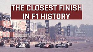 Motorsport Stories: Closest finish