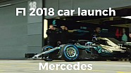 F1 2018 Car Launches: Mercedes