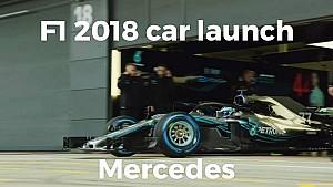 F1 2018 Car Launches: Mercedes