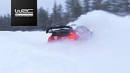 Rally Sweden 2018: top5 highlights