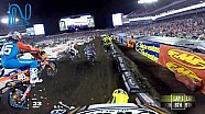 Kyle Peters main event 2018 Monster Energy Supercross from Tampa