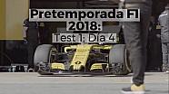 Cuarto día de pruebas de F1 en Barcelona LATAM