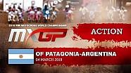 Jonass adelanta a Lawrence - MXGP de Patagonia 2018