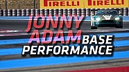 Jonny Adam - base performance simulation
