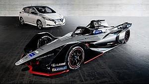 Presentación Nissan Formula E