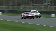 Ferrari 250 GTO/64 thrown round Goodwood