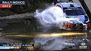 Rally México, día dos: Hyundai Motorsport 2018