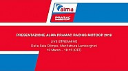 Presentazione Alma PramacRacing MotoGP 2018