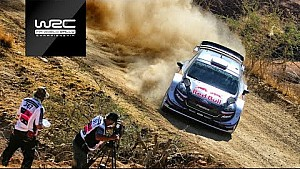 Rally Guanajuato Mexico 2018: best of action!