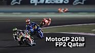 Highlights Free Practice 2 Qatar - MotoGP 2018