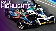 ePrix di Punta del Este: la gara
