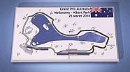 Panduan F1 GP Australia 2018