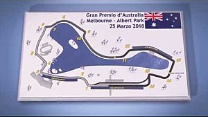 Circuiti F.1 2018 | GP d'Australia: Albert Park