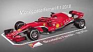 Analisi tecnica: Ferrari SF71H e Ferrari SF70H a confronto