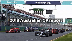 2018 Australian GP Report