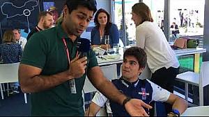 Karun previews the Australian Grand Prix