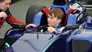 Billy Monger returns to racing