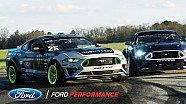 The 2018 Ford Mustang RTR team: Formula Drift reveal