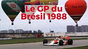 Le Grand Prix du Brésil 1988