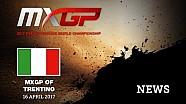 Los mejores momentos del MXGP de Trentino 2017