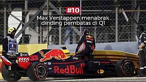 Top 10 Highlights Kualifikasi | GP Bahrain 2018