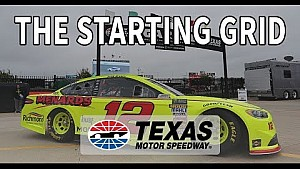 The starting grid: Texas