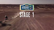 Afriquia Merzouga Rally 2018 - Etapa 1