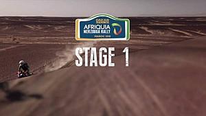 Afriquia Merzouga Rally 2018 - Stage 1
