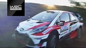 Rally Argentina 2018: teaser #1