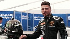 Lamborghini Super Trofeo Europe | Giro di pista a Monza con Loris Spinelli
