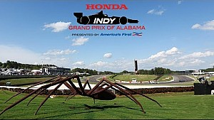 Saturday at the 2018 Honda Indy Grand Prix of Alabama