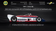 Animáció: F1-autók, melyekkel sosem versenyeztek
