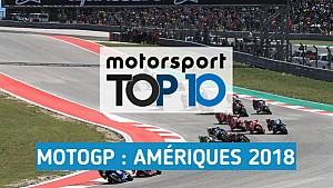 Top 10 - Grand Prix des Amériques